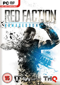 Red Faction: Armageddon PC Games and Downloads Cover Art