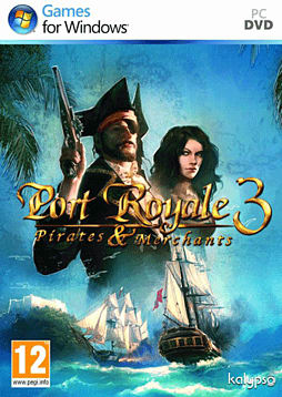 Port Royale 3: Pirates & Merchants PC Games Cover Art
