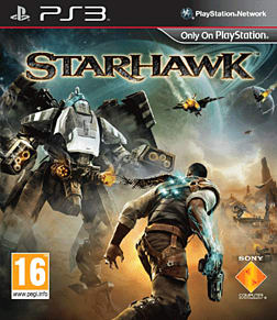 Star Hawk PlayStation 3 Cover Art