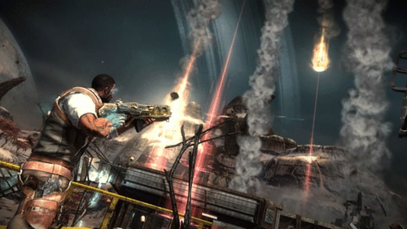 Build your own Battlefield in Starhawk for PlayStation 3 at GAME