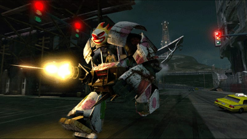 Free-for-all or Team Deathmatch - there's more to Twisted Metal than just racing!