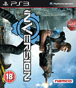 Inversion PlayStation 3 Cover Art