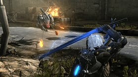 PS3 METAL GEAR RISING screen shot 2