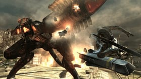 PS3 METAL GEAR RISING screen shot 5
