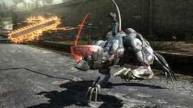 PS3 METAL GEAR RISING screen shot 6