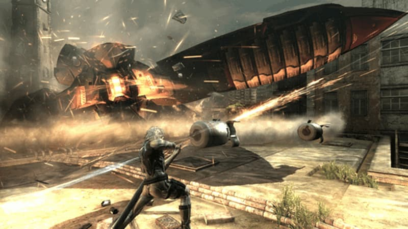 Metal Gear Rising Revengeance Review for PlayStation 3 and Xbox 360 at GAME