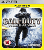 Call of Duty: World at War Platinum Playstation 3