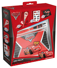 Cars 2 DS Pack Accessories