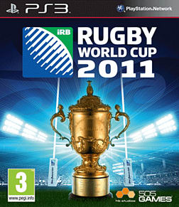 Rugby World Cup 2011 PlayStation 3 Cover Art