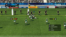 Rugby World Cup 2011 screen shot 9