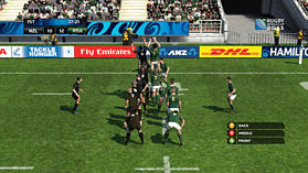Rugby World Cup 2011 screen shot 4
