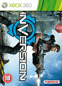 Inversion Xbox 360 Cover Art