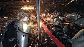 360 METAL GEAR RISING screen shot 10