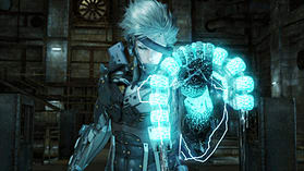 360 METAL GEAR RISING screen shot 1