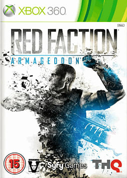 Red Faction: Armageddon Commando & Recon Edition Xbox 360 Cover Art