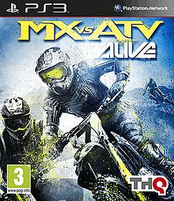 MX vs ATV ALIVE PlayStation 3