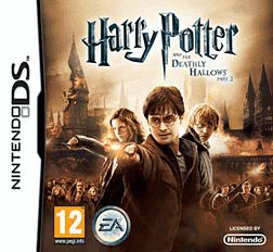 Harry Potter and the Deathly Hallows Part 2 DSi and DS Lite Cover Art