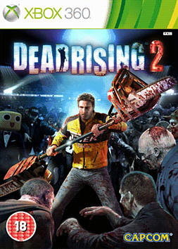 Dead Rising 2 Classics XBOX 360 Cover Art