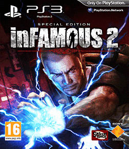 INFAMOUS 2 Special Edition PlayStation 3 