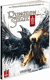 Dungeon Siege III Strategy Guide Strategy Guides and Books