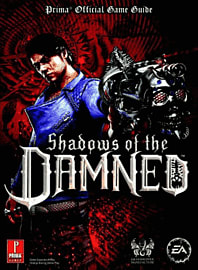 Shadow of the Damned Official Game Guide Strategy Guides and Books
