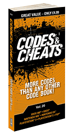 Codes & Cheats Vol. 20 Strategy Guides and Books