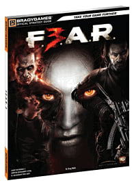 F.E.A.R. 3 Official Strategy Guide Books