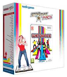 We Dance + 1 Mat Nintendo Wii