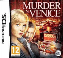 Murder In Venice DSi and DS Lite