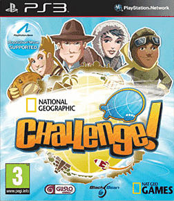 National Geographic Challenge PlayStation 3