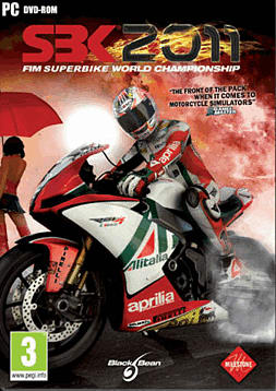 SBK World Championships 2011 PC Games Cover Art