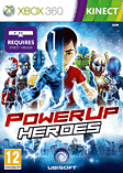 Power Up Heroes Xbox 360 Kinect