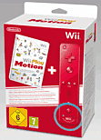 Wii Play: Motion with Red Wii Remote Plus Nintendo Wii