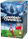 Xenoblade Chronicles (with red Classic Controller) Nintendo Wii