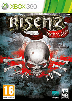 Risen 2: Dark Waters Xbox 360 Cover Art