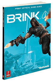 BRINK Strategy Guide Books