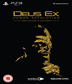 Deus Ex: Human Revolution Collectors Edition PlayStation 3