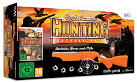 North American Hunting and Gun Bundle Nintendo Wii Cover Art