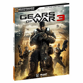 Gears of War 3 Official Guide Strategy Guides and Books