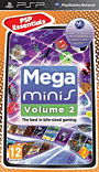 Mega Minis Compilation 2 PSP