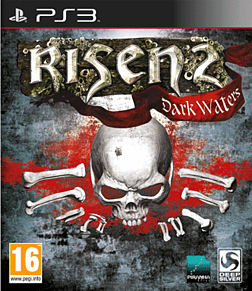 Risen 2: Dark Waters Playstation 3 Cover Art