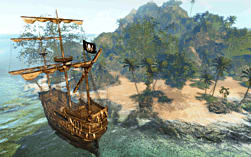 Risen 2: Dark Waters screen shot 9