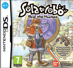Solatorobo: Red the Hunter DSi and DS Lite Cover Art