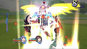 Tales of Graces F Special Edition screen shot 2