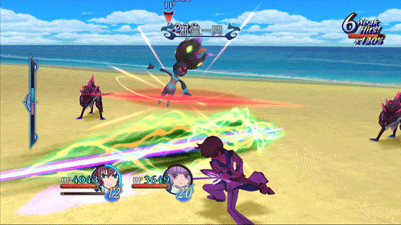 JRPG Tales of Graces f makes it to the UK on PlayStation 3 at GAME