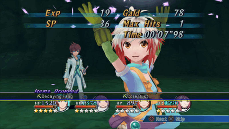 An enriching story and gameplay in Tales of Graces f at GAME