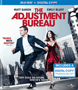 Adjustment Bureau Blu-ray