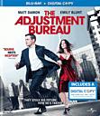 Adjustment Bureau Blu-ray