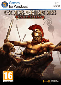 Gods & Heroes PC Games Cover Art