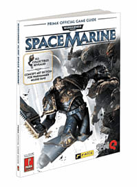 Warhammer 40,000: Space Marine Official Game Guide Strategy Guides and Books